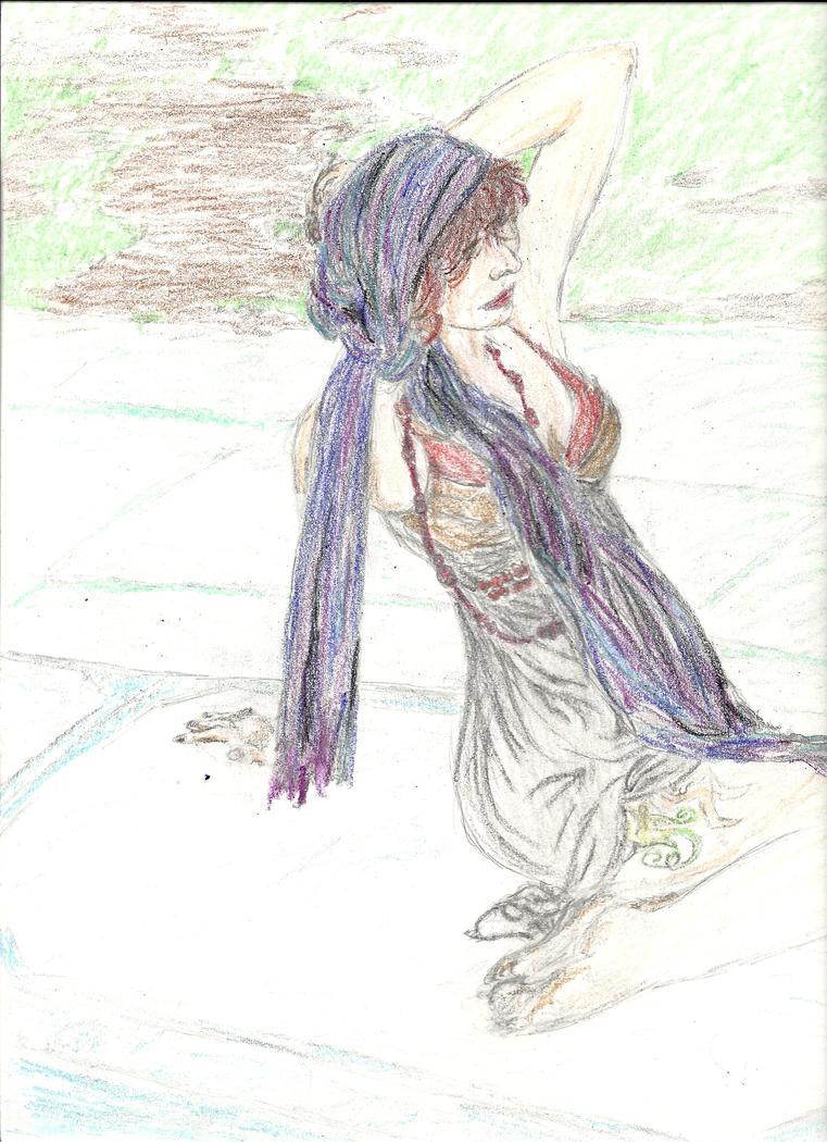 Elizabeth III by Zenblade9