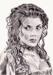 Laura Richis by ArminiusWillabert