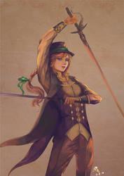 Swordsman---ANNA