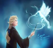 Elsa---magician by PHOEBELIN001