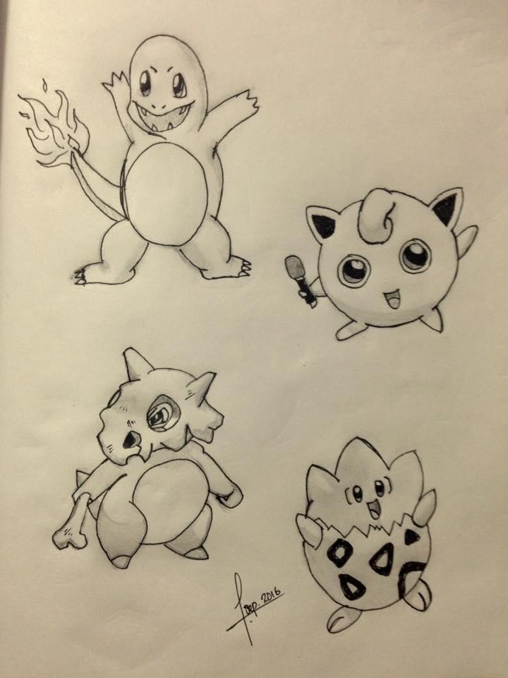 Pokemon by Rhaziel88