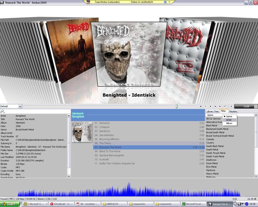 Browse Foobar2000   Customization   DeviantArt