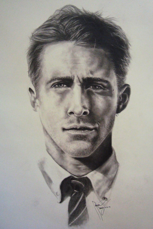 Ryan Gosling Suit Ryan gosling: suit and tieby