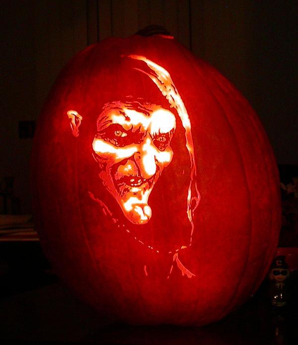 Evil Witch Jack O Lantern By Revelation Six On Deviantart