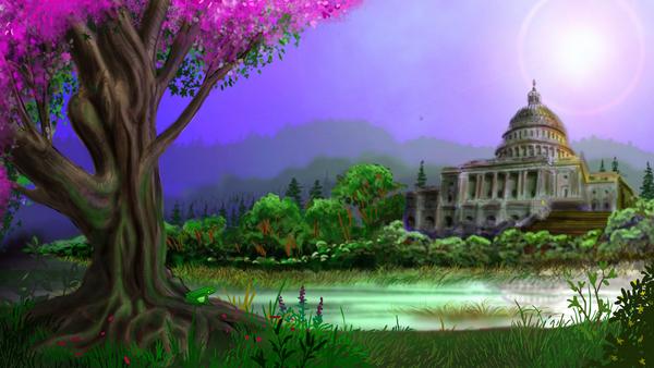 Ancient Washington by Revelation-Six
