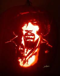 Jimi Hendrix by Revelation-Six