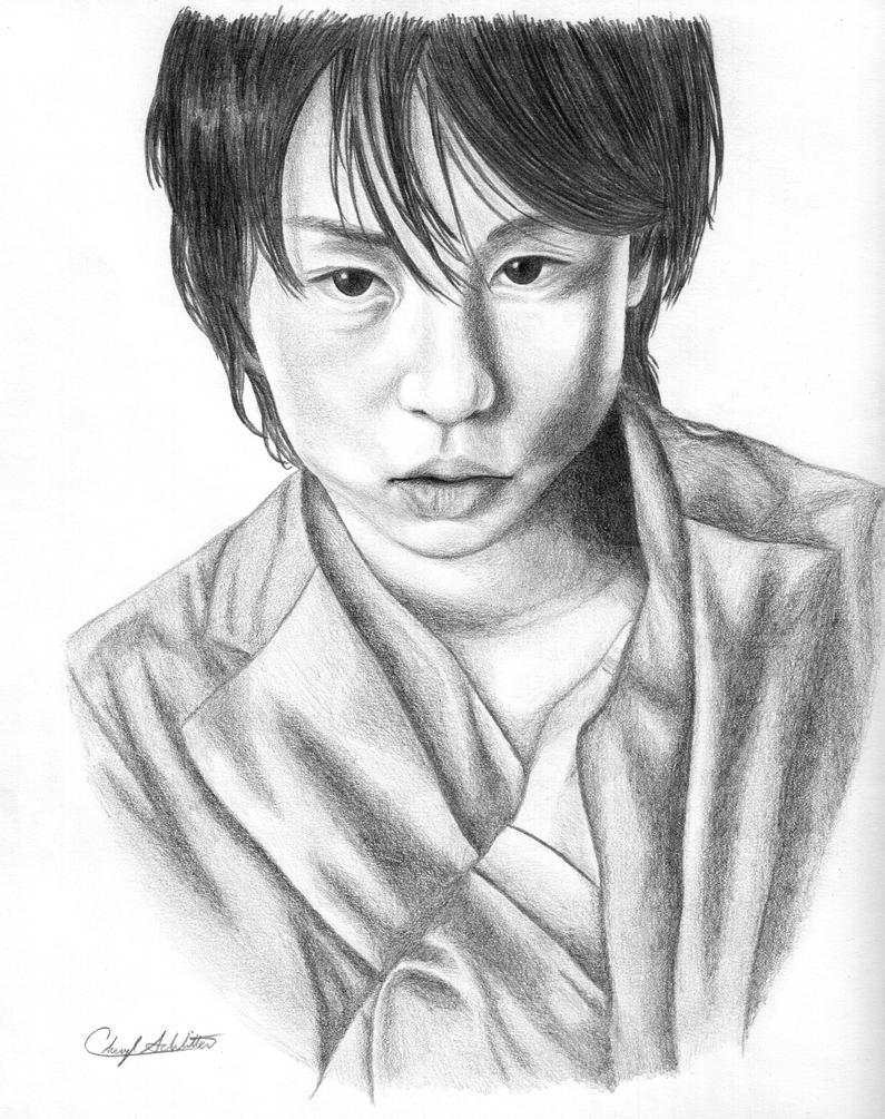 Sakurai Sho by cherello