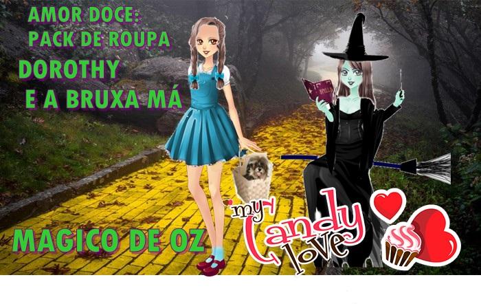 amordoce :COSPLAY MAGICO DE OZ by Marylusa18