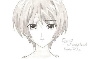 Kishimoto Ayase - FES by ruiz0102