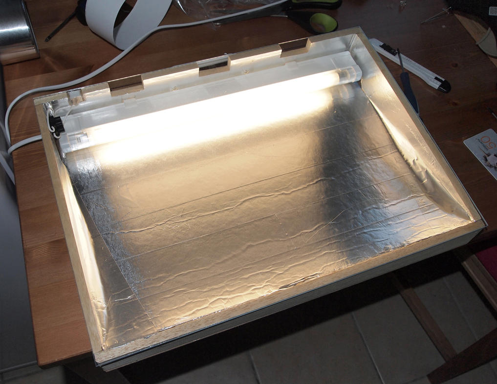 Light Table V45 By Itsmil On DeviantArt