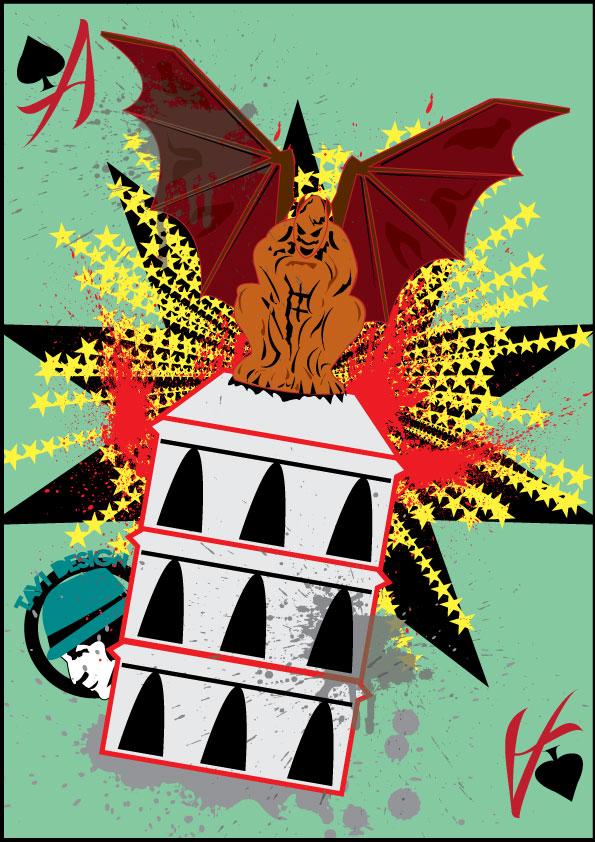 Gargoyles Ace by octa26