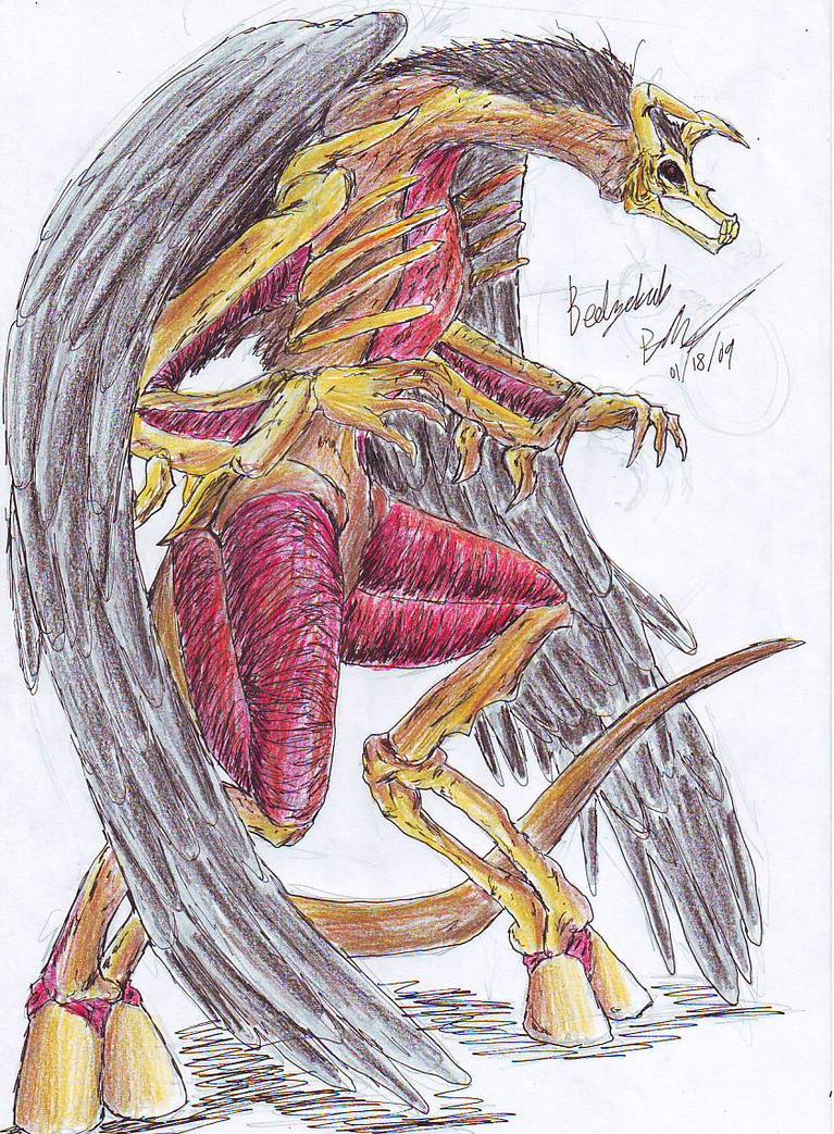 Beelzebub V2 by hewhowalksdeath