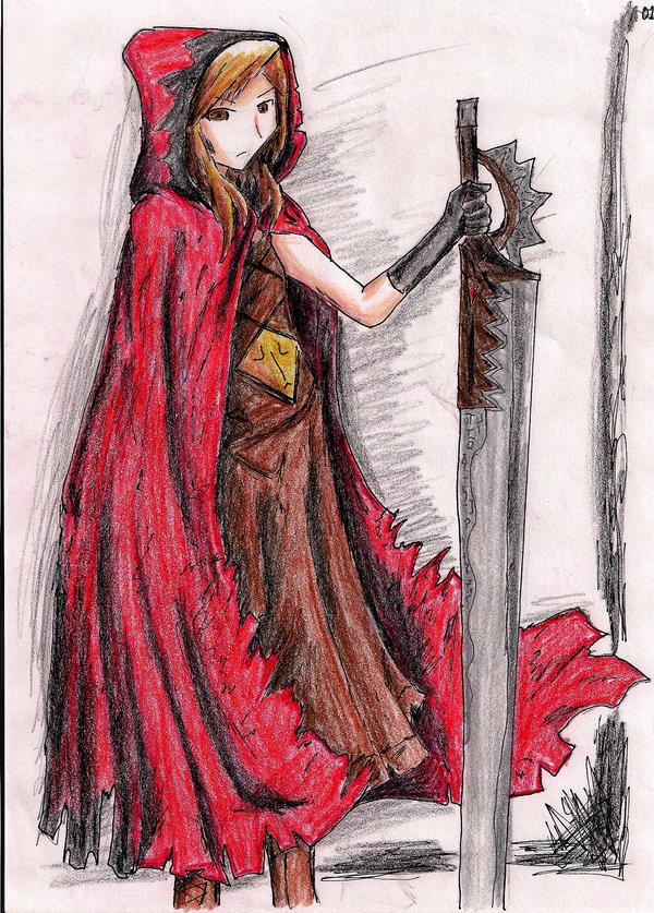 GT Red Hood by hewhowalksdeath