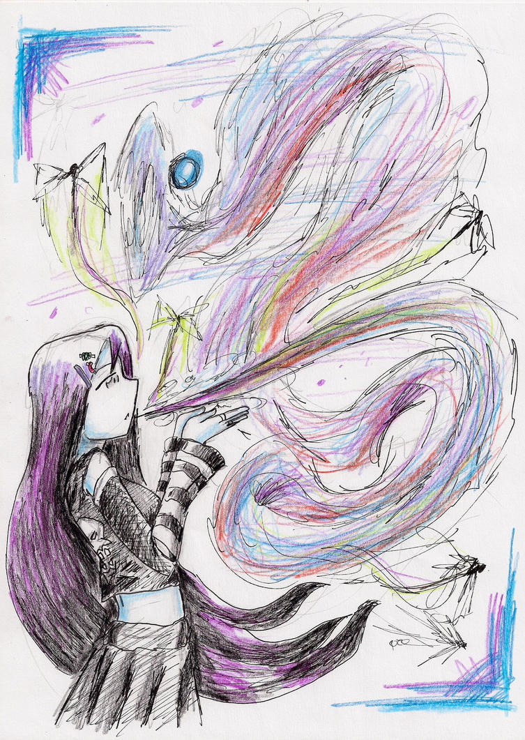 Mystic by hewhowalksdeath