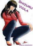Shizuru Viola's Casual outfit