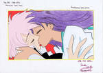 tackle kiss utena-anthy