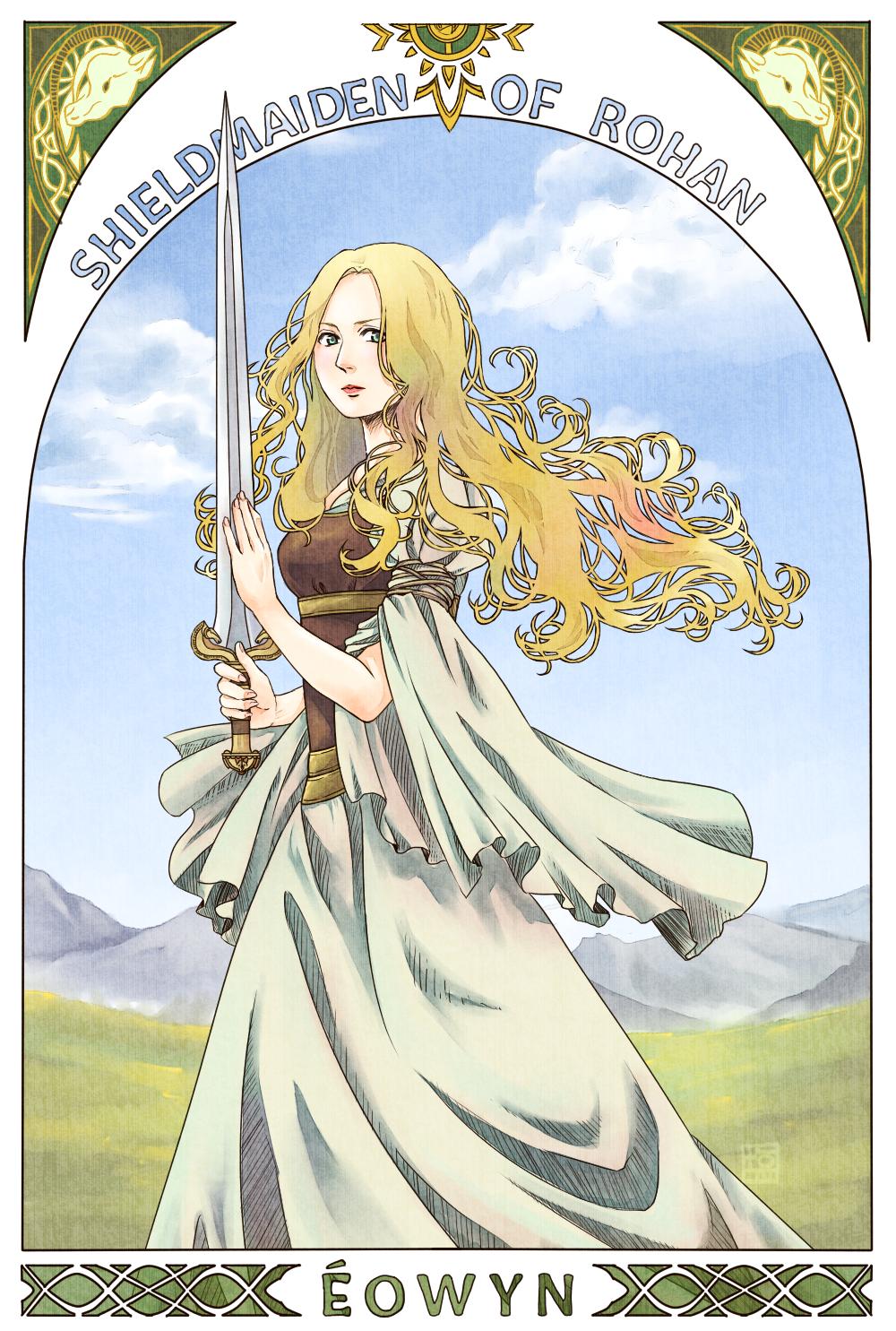 White Lady by 2NaCl