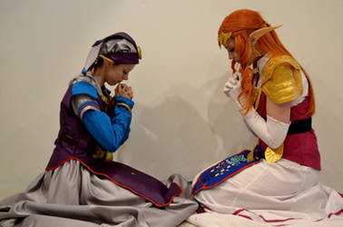 Princesses of Time by GoodMorningJOE