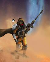 The Hunter by Unfallen-Skies