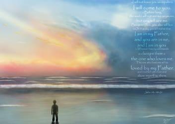 John 14: 18-21