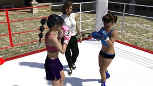 Hinata Crest vs Oliana Kalua