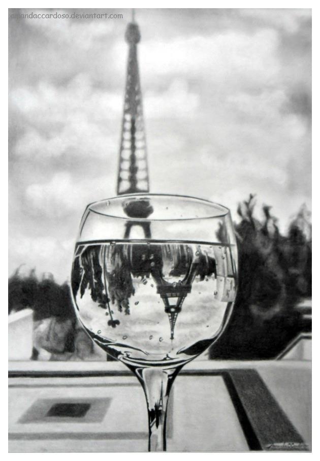 Eiffel by AmandaCCardoso