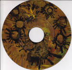 #23vs Lee Astreel painting vinyl record 7``  Apr15