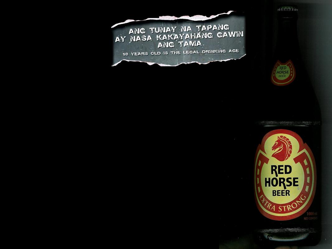 Red Horse Beer By Rolski On Deviantart