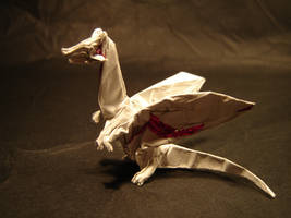 Origami Royal Dragon by KamiWasa