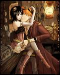 Ichiruki : Steampunk Halloween