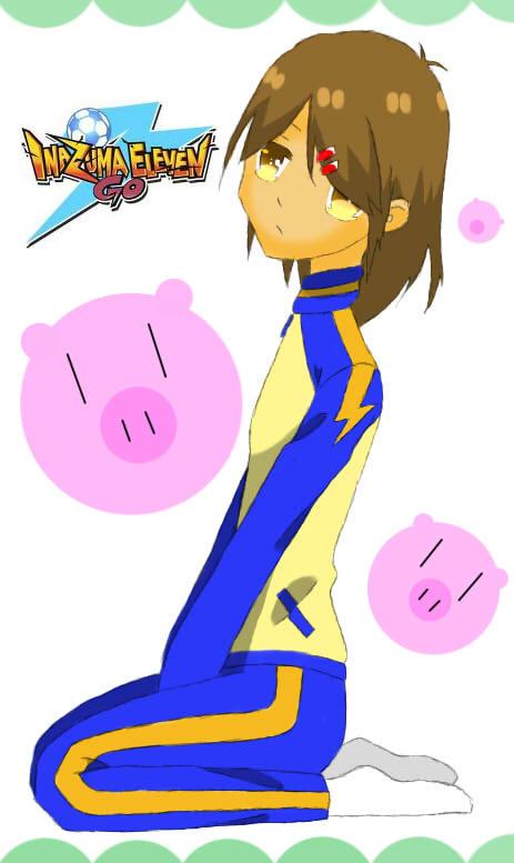 Inazuma Eleven GO: Nodoka by cutepanda88