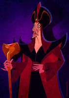 Jafar by DavidGFerrero