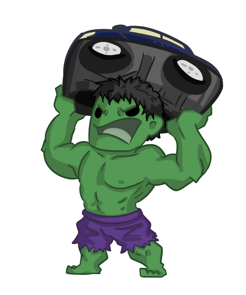 Chibi Hulk Cute Chibis The Hulk Bruce