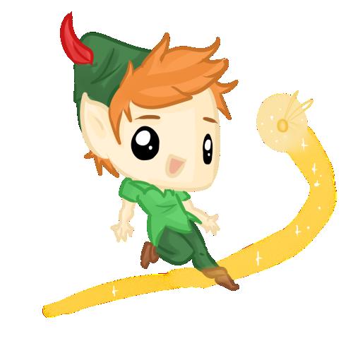Peter Pan by Ijen-Ekusas