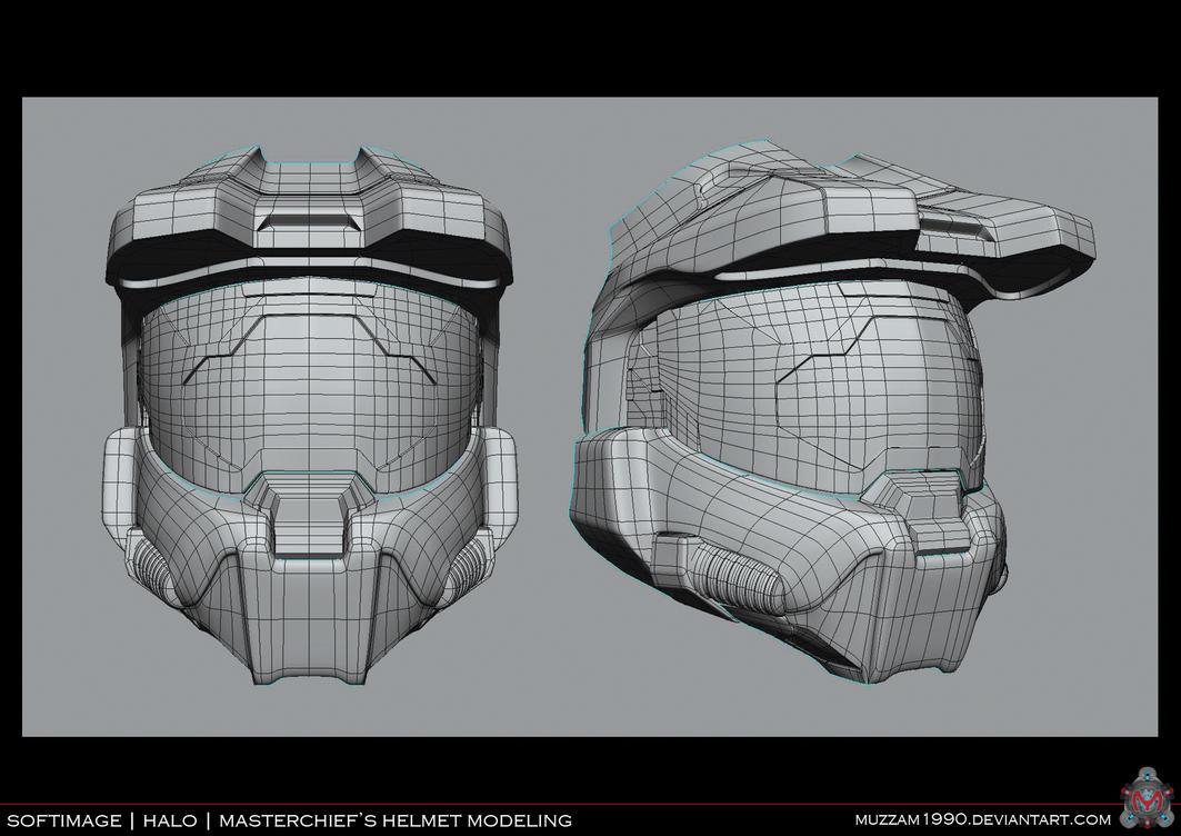 Pubg Mobile Helmet Wallpaper Pubg Pubgwallpapers: Halo MasterChief Helmet Model By Muzzam1990 On DeviantArt
