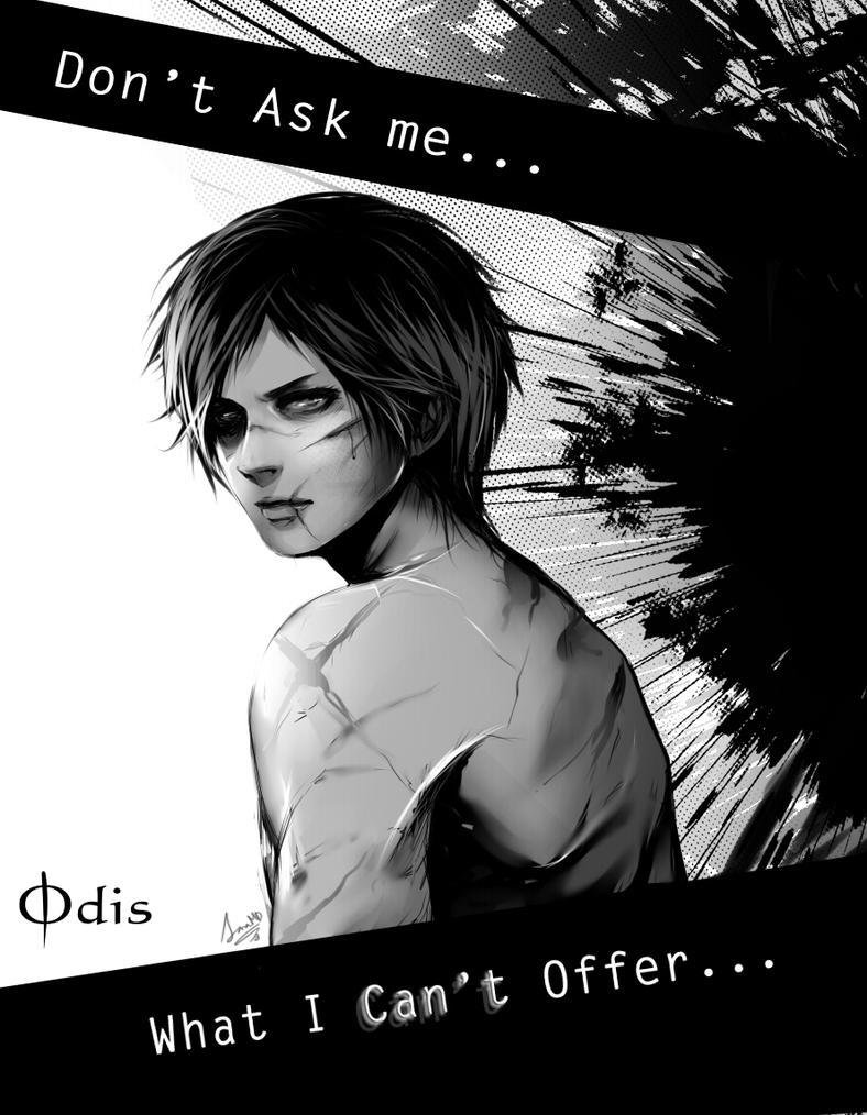 Odis: Mystery Boy by SaraSama90