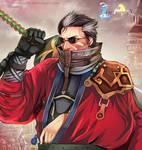 FFX: Sir Auron