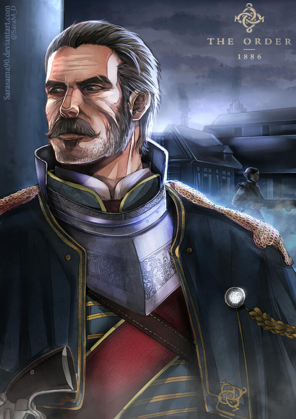 The Order 1886: Sir Galahad by SaraSama90