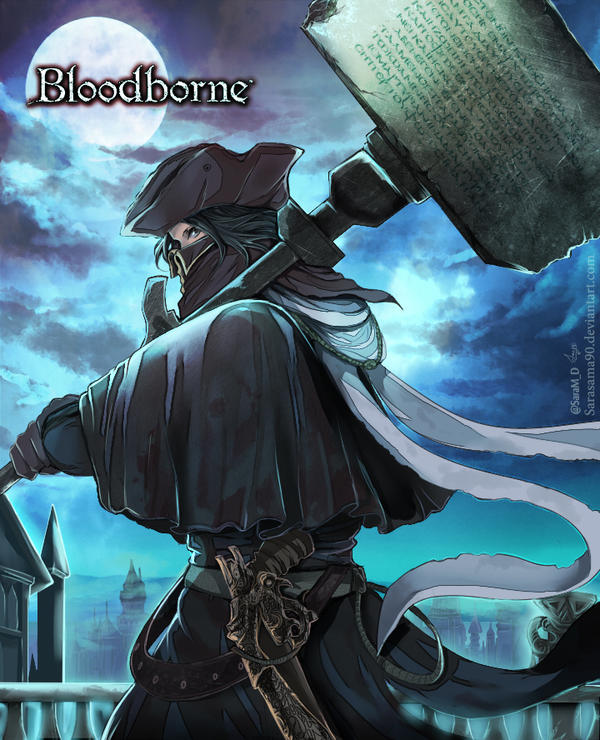 Bloodborne by SaraSama90
