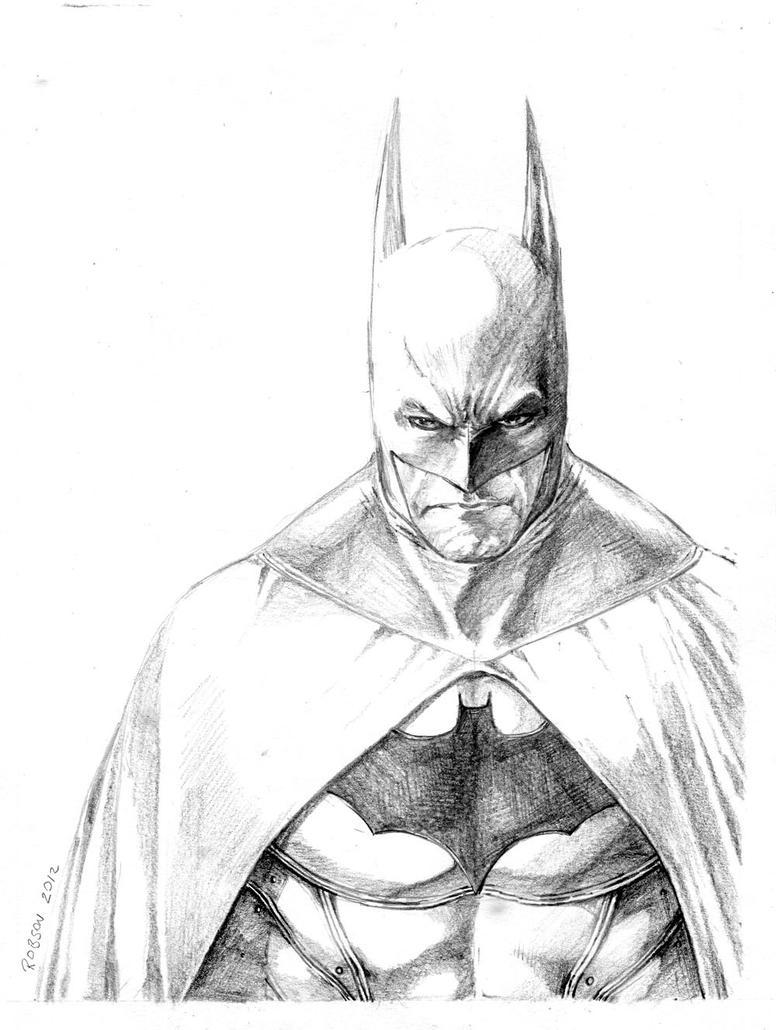 Batman Arkham City by robsonrocha on DeviantArt