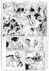Demon Knights 7 page 13 by robsonrocha