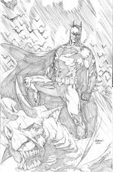 Batman Commission by robsonrocha