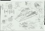 Sketches - Dalex Naraka's Neo-Sith.