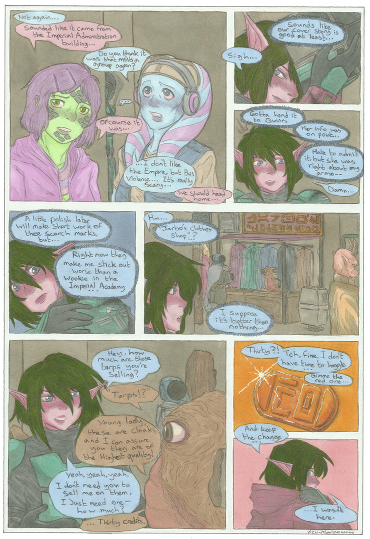 Dubious Encounters - Page 7 by MidoriNoHonoo