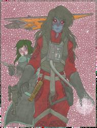 ''I will protect You...'' by MidoriNoHonoo