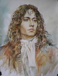 John Wilmot  Second Earl of Rochester by MarinaCardoso