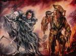 Captain Jack, Salazar and Death