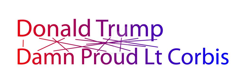 Donald Trump Damn Proud Lt Corbis by Sv7Sa4