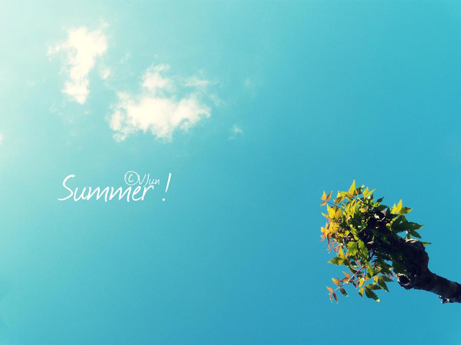 Summer by vjun