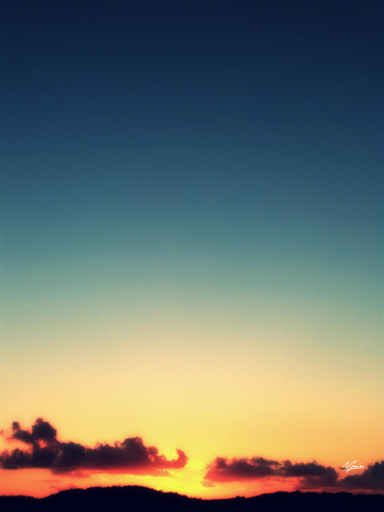 Sunset Gradient by vjun
